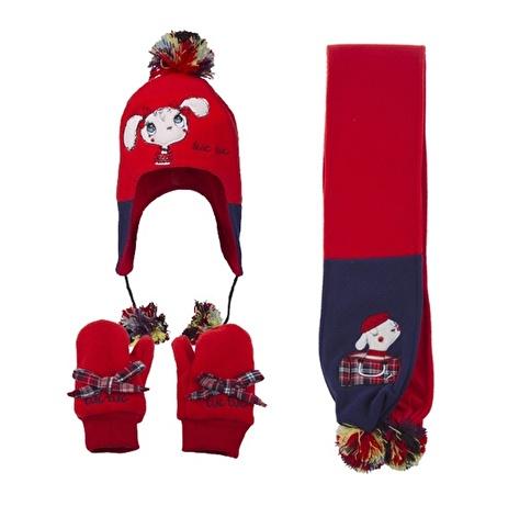 Tuc Tuc 3 lü Takım Kırmızı